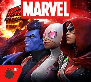 Marvel Şampiyonlar Turnuvası Hileli Apk İndir