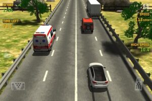 Traffic Racer Hileli Apk İndir