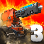 Defense Legend 3: Future War 2.2.8 Para Hileli Mod Apk İndir