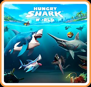 Hungry Shark World v.2.9.0 Para Hileli Mod Apk İndir