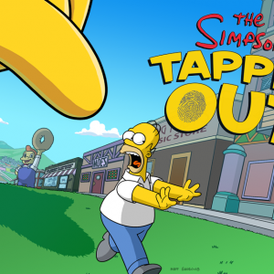 The Simpsons: Tapped Out 4.35.5 Para Hileli Mod Apk İndir