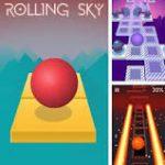 Rolling Sky 1.9.8.3 Kilitleri Açık Hileli Mod Apk İndir