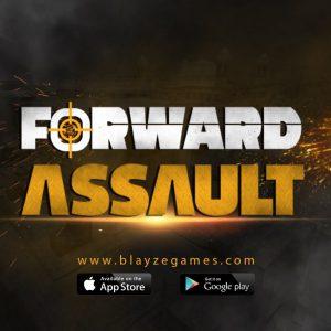 Forward Assault 1.1029 Sonsuz Cephane Hileli Mod Apk İndir
