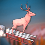 Animal Adventure: Downhill Rush 0.92 Para Hileli Mod Apk İndir