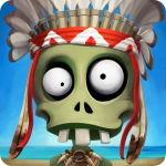 Zombie Castaways 3.5.1 Para Hileli Mod Apk İndir
