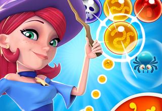 Bubble Witch 2 Saga 1.104.0.1 Sınırsız Güçlendirici ve Can Hileli Apk İndir