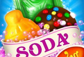 Candy Crush Soda Saga v1.142.3 Can ve Hamle Hileli Mod Apk İndir