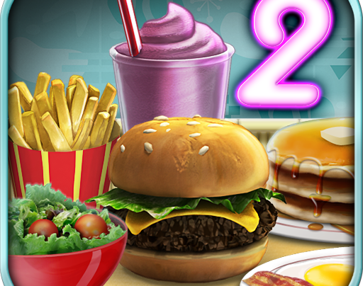 Burger Shop – Free Cooking Game 1.5 Hileli APK İndir
