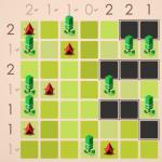 Tents and Trees Puzzles Oyunu Hileli APK İndir