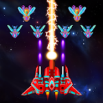 Space Shooter – Galaxy Attack 1.452 Kristal Hileli Apk İndir