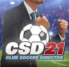 Club Soccer Director 2021 1.4.1 Para Hileli Apk İndir