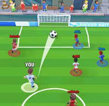 Soccer Battle 1.5.0 Kilitler Açık Hileli Apk indir