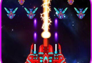 Galaxy Attack: Alien Shooter 31.4 Para Hileli Apk İndir – Galaxy Attack: Alien Shooter Apk Son Sürüm