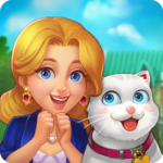 Matchington Mansion 1.81.4  Para Hileli Apk İndir – Matchington Mansion Apk