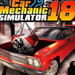 Car Mechanic Simulator 18 v1.3.8 Para Hileli Apk İndir
