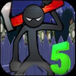 Anger of stick 5 : Zombie 1.1.40 Para Hileli Apk İndir