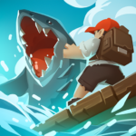 Epic Raft: Fighting Zombie Shark Survival 0.9.64 Para Hileli Apk İndir