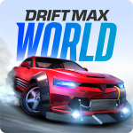 Drift Max World 3.0.0 Para Hileli Apk İndir – Drift Max World Apk