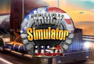 Truck Simulator USA 4.0.1 Para Hileli Apk İndir – Truck Simulator USA Apk