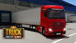 Truck Simulator Ultimate Para Hileli Apk İndir