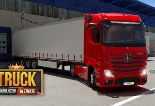 Truck Simulator Ultimate 1.0.6 Para Hileli Apk İndir